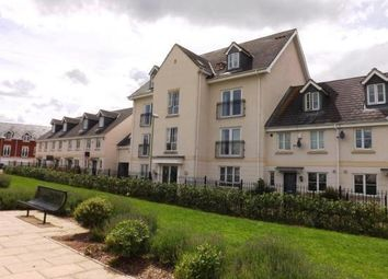 Thumbnail 2 bed flat to rent in Pintail Close, Cheltenham
