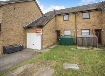 Thumbnail 3 bed terraced house for sale in Partridge Close, Thurston, Bury St. Edmunds