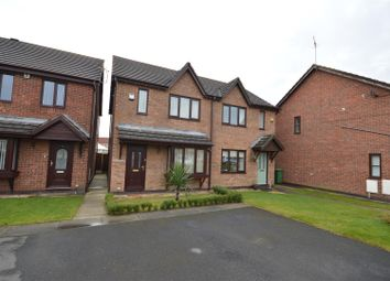 Thumbnail 2 bed semi-detached house for sale in Leasowe Gardens, Wirral