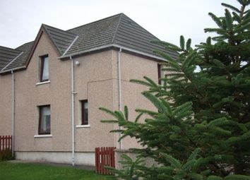 Thumbnail 3 bed semi-detached house for sale in 26 Russell Crescent, Lerwick, Shetland