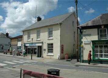 Thumbnail 4 bed flat for sale in Cawdor Terrace, Above Barclays Bank, Newcastle Emlyn, Carmarthenshire