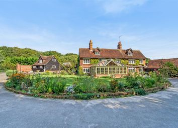 Thumbnail 5 bed detached house for sale in High Road, Epping