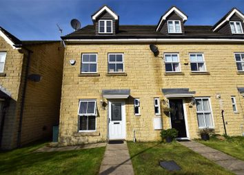Thumbnail 4 bed town house for sale in Meldon Way, Clayton Heights, Bradford