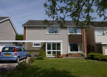 Thumbnail 3 bed detached house to rent in Robinswood Crescent, Penarth