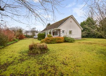 Thumbnail 4 bed detached bungalow for sale in Orchil Road, Auchterarder