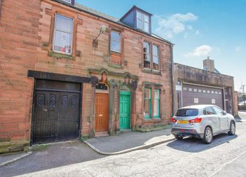 Thumbnail 2 bed flat for sale in Rae Street, Dumfries