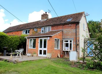 Thumbnail 2 bed cottage for sale in Station Road, Great Shefford, Hungerford