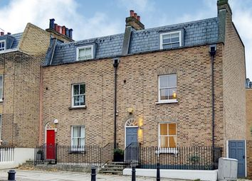 Thumbnail 4 bed end terrace house for sale in Greenwich Park Street, London