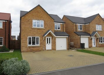 Thumbnail 4 bed detached house for sale in Jeckyll Road, Wymondham