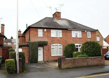 Thumbnail 3 bedroom semi-detached house for sale in Station Road, Glenfield, Leicester