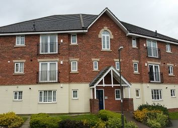 Thumbnail 2 bed flat to rent in St Matthews Close, Renishaw
