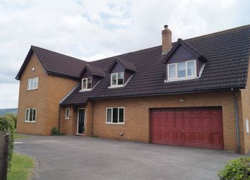 Thumbnail 4 bed detached house for sale in Painswick Road, Brockworth, Gloucester