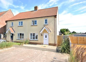 Thumbnail 3 bed semi-detached house for sale in Owen Cole Close, Great Massingham, King's Lynn
