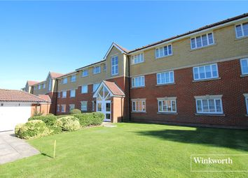 Thumbnail 2 bed flat to rent in Armstrong Close, Borehamwood, Hertfordshire