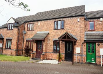 Thumbnail 2 bedroom terraced house for sale in Kew Gardens, Priorslee Telford