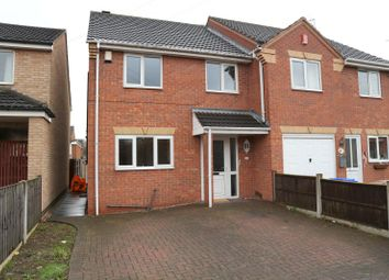 Thumbnail 3 bed semi-detached house to rent in Austen Avenue, Long Eaton, Nottingham
