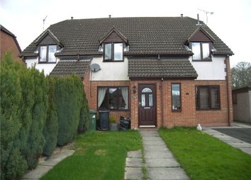 Thumbnail 2 bed town house to rent in Cantley Road, Riddings, Alfreton