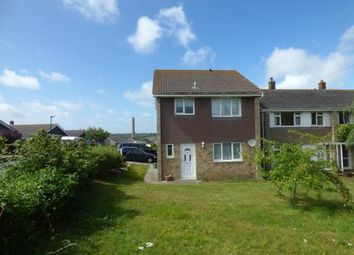 Thumbnail 3 bed detached house for sale in Beatrice Avenue, East Cowes