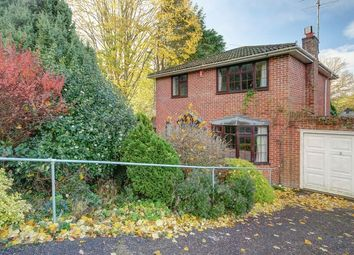 Thumbnail 4 bed detached house for sale in Glenthorne Road, Exeter