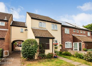 3 bed terraced house for sale in Elm Close, New Costessey, Norwich NR5