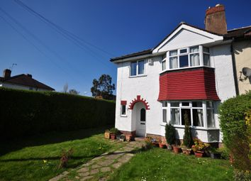 Thumbnail 3 bedroom semi-detached house for sale in Cornelius Drive, Pensby, Wirral