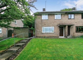 Thumbnail 3 bed semi-detached house for sale in North Close, Unstone, Dronfield