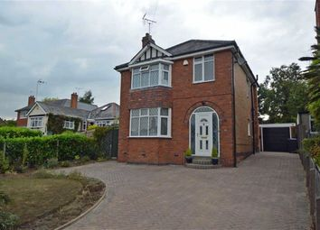 Thumbnail 3 bed detached house for sale in Station Road, Ratby, Leicester