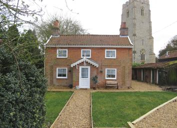 Thumbnail 3 bed property for sale in Church Street, Worlingworth, Woodbridge