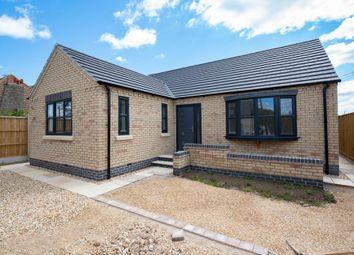 Thumbnail 3 bedroom detached bungalow for sale in Broadgate, Weston Hills, Spalding
