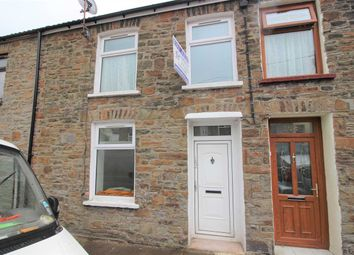 Thumbnail 3 bed terraced house for sale in Dumfries Street, Treherbert, Treorchy