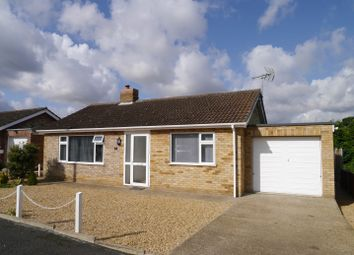 Thumbnail 2 bedroom detached bungalow for sale in Hardy Close, Downham Market