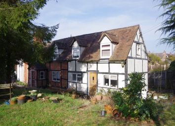 Thumbnail 3 bed cottage for sale in Causeway, Redmarley, Gloucester