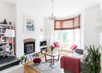 Thumbnail 1 bed flat for sale in Harringay Road, London