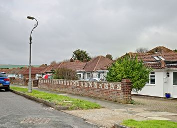 Thumbnail 1 bed semi-detached bungalow to rent in Ridgewood Avenue, Saltdean