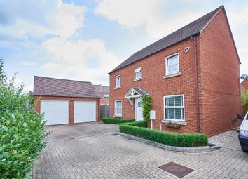 Thumbnail 4 bed detached house for sale in Whalley Drive, Milton Keynes, Milton Keynes