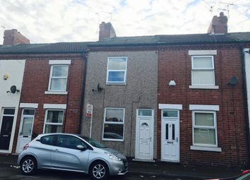 Thumbnail 2 bed terraced house to rent in Queen Street, Hucknall