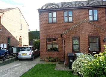 Thumbnail 2 bed end terrace house for sale in Fulmar Drive, Louth