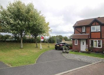 Thumbnail 3 bed semi-detached house for sale in Scholars Green, Lea, Preston