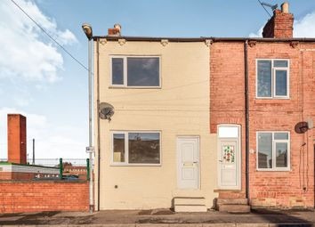 Thumbnail 1 bed end terrace house for sale in George Street, Featherstone, Pontefract