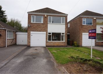 Thumbnail 3 bed detached house to rent in Yalding Drive, Nottingham