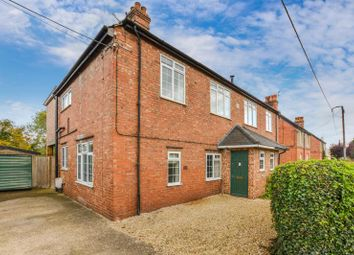 Thumbnail 3 bed semi-detached house to rent in Thame Road, Longwick