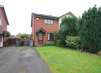 Thumbnail 2 bedroom semi-detached house for sale in Town Gate Drive, Urmston, Manchester