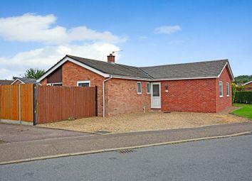 Thumbnail 4 bedroom detached bungalow for sale in Hose Avenue, Roydon, Diss