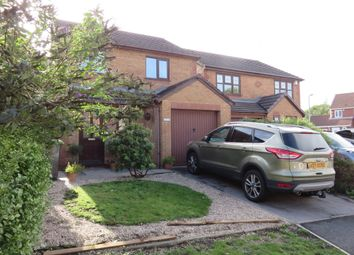 Thumbnail 3 bed detached house to rent in Bluebell Close, Biddulph, Stoke-On-Trent