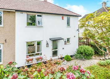 Thumbnail 3 bedroom semi-detached house for sale in Cleeve Gardens, Plymouth