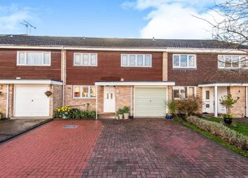 Thumbnail 4 bed terraced house for sale in Lightwater, Surrey