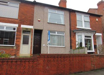 Thumbnail 3 bed terraced house for sale in Mount Street, Mansfield, Nottinghamshire