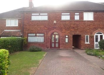 Thumbnail 3 bed property to rent in Fowler Road, Sutton Coldfield