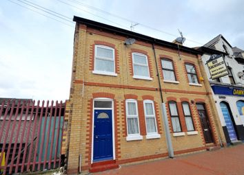 Thumbnail 2 bed end terrace house to rent in Birkenhead Road, Wallasey