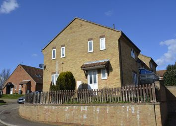 Thumbnail 1 bed semi-detached house for sale in Brightwell Close, Felixstowe